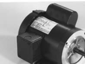 C466, 5KCR49TN2155T, 2 Hp, 115/230, 1 PH., 56C FR, 3600 Rpm,TEFC