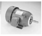 U335, 213TTFW4038, 7 1/2 Hp, 575, 213JM FR., 3 PH., 1800 Rpm