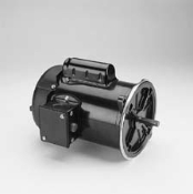 F1203, 3/4 Hp, 1800 Rpm, 48NZ FR, 115/208-230 Vac, 1 PH, TEFC,