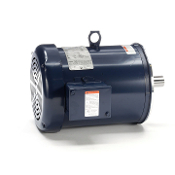 K640A, 3 Hp, 1800 Rpm, 182T FR, 230/460 Vac, 3 PH, TEFC, C-Face