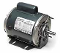 D118, 1 Hp, 3600 Rpm, 56 FR, 115/208-230 Vac, 1 PH, Dripproof