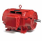 U1100, 25 Hp, 3600 Rpm, 256T FR, 575 Vac, 3 PH, ODP, Rigid Base,