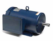 I215, 7 1/2 Hp, 1800 Rpm, 215T FR, 208-230 Vac, 1 PH, TEFC,