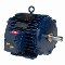 U041A, 2 Hp, 1200 Rpm, 184T FR, 208-230/460 V, 3 PH, EPFC